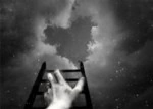 Subiendo la escalera hacia el cielo